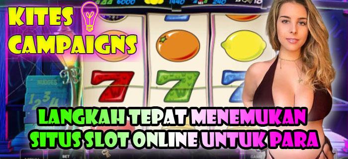 Langkah Tepat Menemukan Situs Slot Online untuk Para Pemula